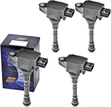 Set of 4 Herko Ignition Coil B232 For Nissan Juke Sentra 2011-2017