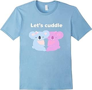 Lets Cuddle Cute Koala Shirt