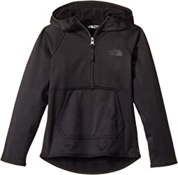 The North Face Kids Tech Glacier 1/4 Zip Hoodie (Little Kids/Big Kids)