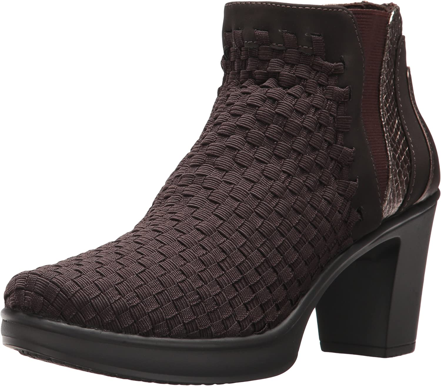 STEVEN by Steve Madden Womens NC-EXCIT Ankle Boot