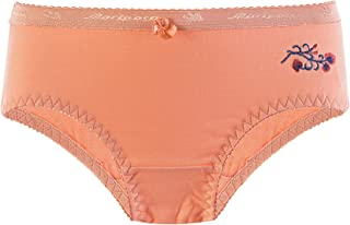 Mariposa Women's Classic Panty With Embroidery