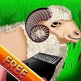 Wooly Sheep Shave : il giorno pastore rasatura agnello per raccolta lana - gratuito