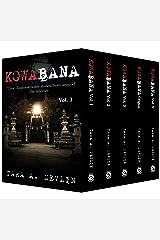 Kowabana Collection: Vol. 1-5 Kindle Edition