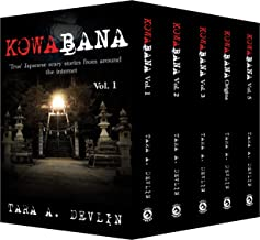 Kowabana Collection: Vol. 1-5
