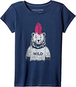 Wild Bear Mohawk Crusher™ Tee (Little Kids/Big Kids)