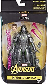 Marvel 2019 Legends Exclusive Infamous Iron Man (Dr. Doom)