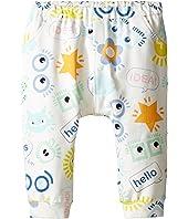 Fendi Kids - All Over Eye Print Logo Sweatpants (Infant)