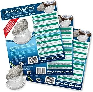 Navage SaltPod Bundle: 3 SaltPod 30-Packs (90 SaltPods) 44.85 if Purchased Separately