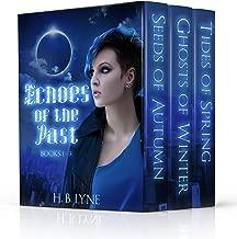 Echoes of the Past Books 1-3: Dark Urban Shapeshifter Fantasy Box Set