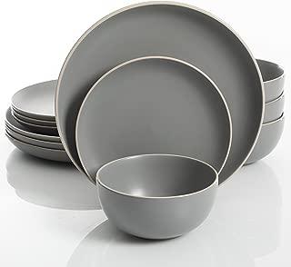 Best matte grey plates Reviews