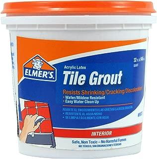 Elmer's E872 Tile Grout 1-Quart
