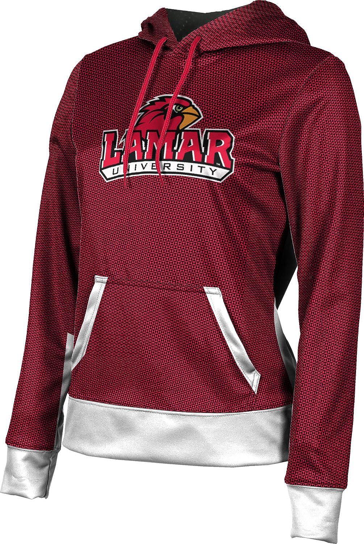 Lamar University Girls' Pullover Hoodie, School Spirit Sweatshirt (Embrace)
