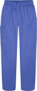 Women's Scrubs Drawstring Cargo Pants (Available in 15 Colors)
