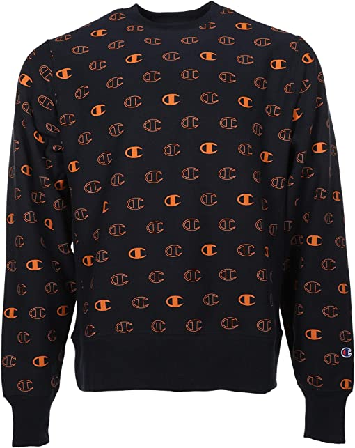 C Logo Spaced Navy