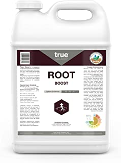 True Root Boost Advanced Rooting Formula Plus Mycorrhizae and Microbes 2.5 Gallon (320 oz)