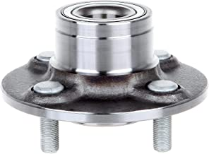 SCITOO Compatible for Bearing Wheel hub hub Assembly Rear 4 Bolts OE 512025 Nissan(1 Pair)