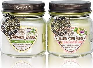 Best high fragrance lemongrass room spray Reviews