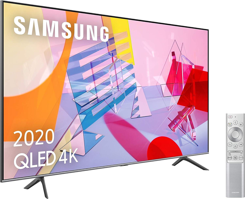 Samsung QLED 4K 2020 55Q64T - Smart TV de 55