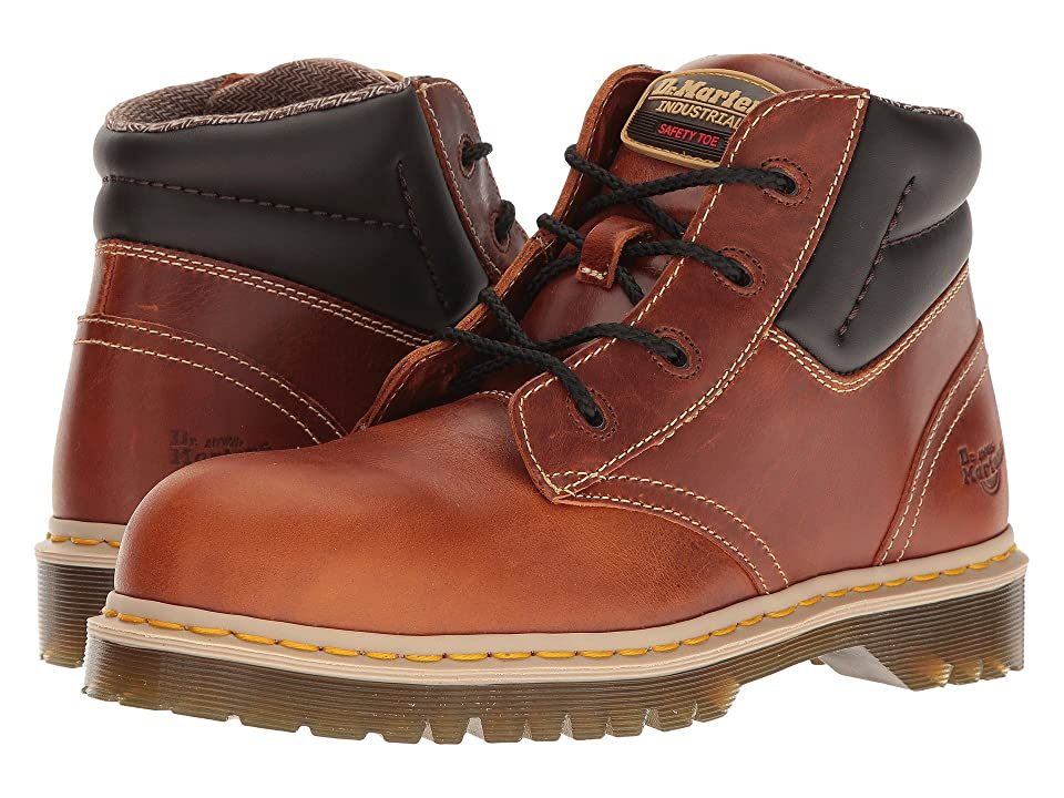Dr. Martens Icon 7B09 (Tan Industrial Waxy) Men