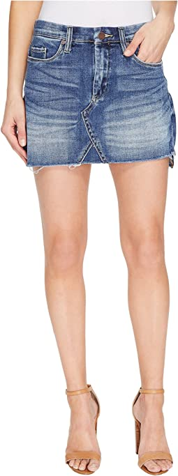 Blank NYC - Denim Mini Skirt in Inside Joker