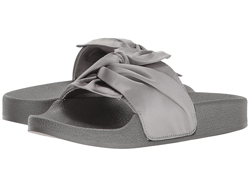 c6a41729e3b4 Kenneth Cole Reaction Kids Shower Twist (Little Kid Big Kid) (Gray) Girl s  Shoes
