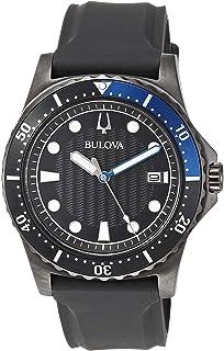 Bulova - 98B159 - Reloj para Hombres, Correa de Goma
