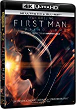 first man - il primo uomo(blu-ray 4k ultra hd+blu-ray) Blu-ray Italian Import