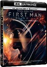 first man - il primo uomo(blu-ray 4k ultra hd+blu-ray) Blu-ray Italian Import