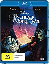 Hunchback Of Notre Dame/ Hunchback Of Notre Dame 2 (Blu-ray)