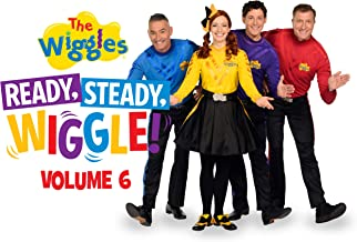 The Wiggles: Ready Steady Wiggle Volume 6