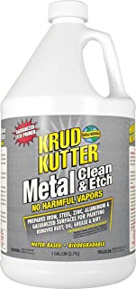 Krud Kutter ME01 Red Metal Clean and Etch with Bland Odor, 1 Gallon