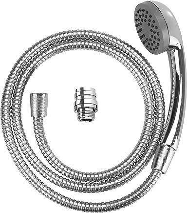 Bulk Hardware BH00316 Raccord pour robinet /à enfoncer avec adaptateur de tuyau /à embo/îter
