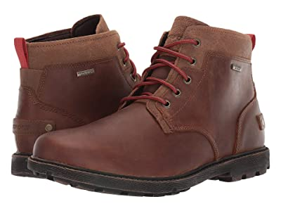 Rockport Rugged Bucks II Chukka (Bison) Men