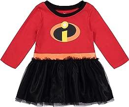 Disney Pixar The Incredibles Girls' Costume Dress