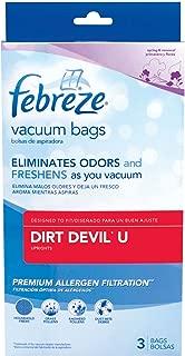 Febreze Vacuum Cleaner Bag