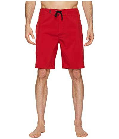 Hurley Phantom One Only 20 Stretch Boardshorts (Gym Red) Men