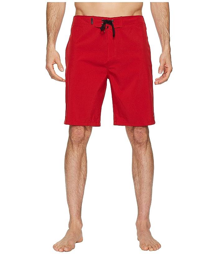 Hurley Phantom One Only 20 Stretch Boardshorts (Gym Red) Men