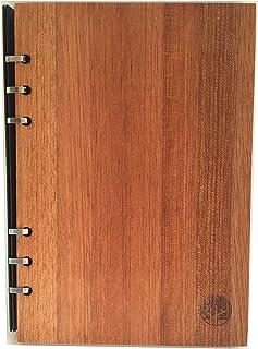 一郎木創 システム手帳 萬用手帳 木製 日本胡桃 オニグルミ A5 TL-110-3