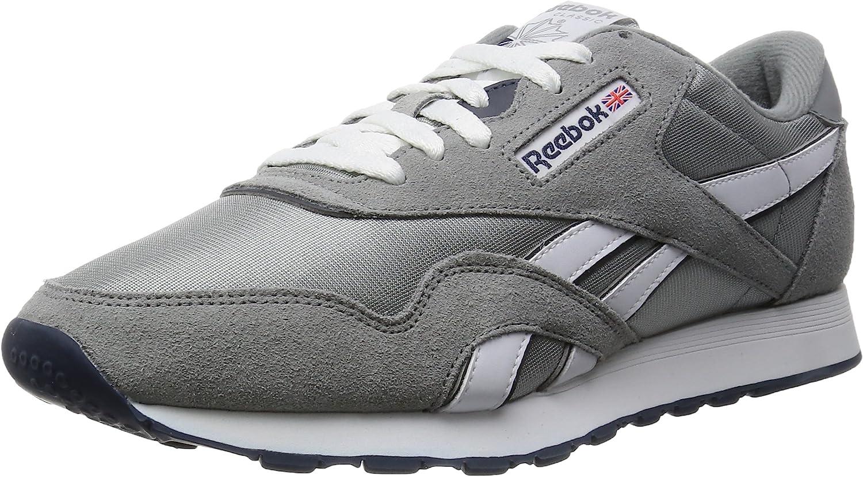 Reebok Classic Nylon, Unisex Adults' Low-Top Sneakers