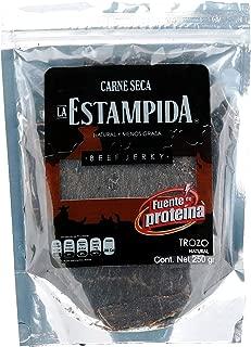 Carne Seca La Estampida 250g (Natural)