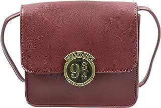 Harry Potter Platform 9 3/4 Kings Cross Station Faux Leather Handbag Purse