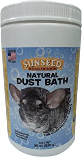Sun Seed Company SSS39213 Sunthing Special Chinchilla Blue Cloud Bath Dust Can, 30-Ounce