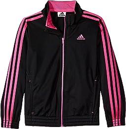 adidas Kids - Warm Up Tricot Jacket (Big Kids)