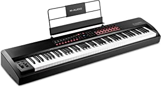 M-Audio Hammer 88 Pro – 88 Key USB MIDI Keyboard Controlle