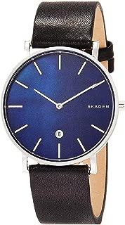 [スカーゲン] SKAGEN 腕時計 クォーツ SKW6471 ネイビーシェル ブラック メンズ [並行輸入品]