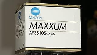 AF 35-105mm f3.5-4.5 Minolta Maxxum Lens Konica Sony