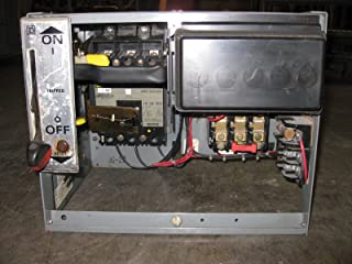 Square D Model 5 Size 1 Breaker MCC Bucket 3 Amp FAP3600311M 8536 SCO 3