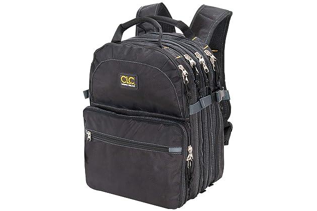 CLC Custom LeatherCraft 1132 75-Pocket Tool Backpack 495383dd363d0