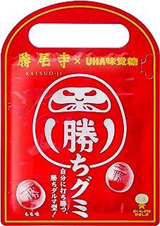 味覚糖 勝ちグミ もも味 25g×10袋