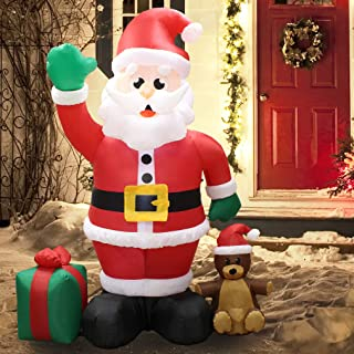 Best blow up santa Reviews